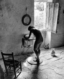Ronis-nu-provencal-Gordes-vaucluse-1949